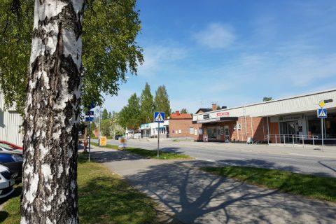 Norsjö Storgatan